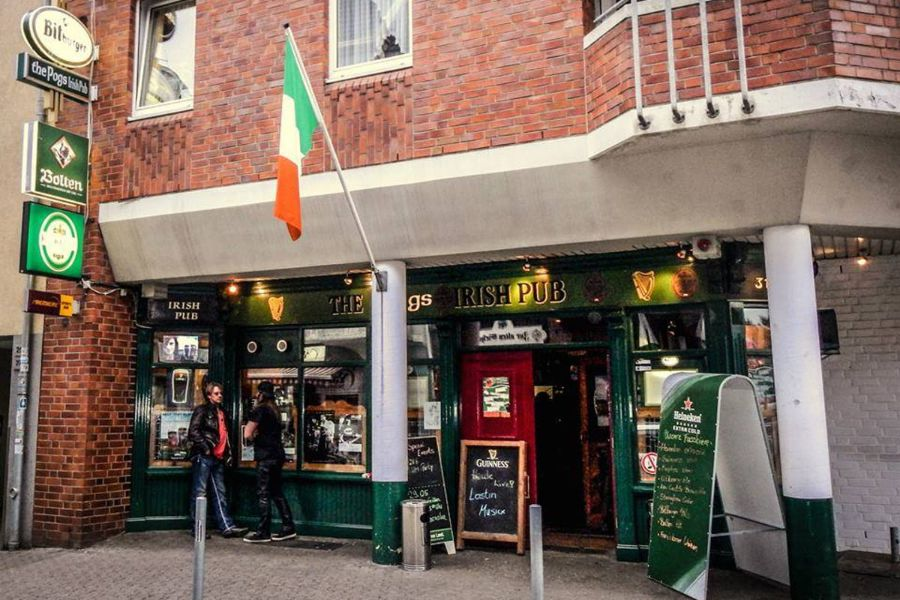 The Pogs Irish Pub in Mönchengladbach